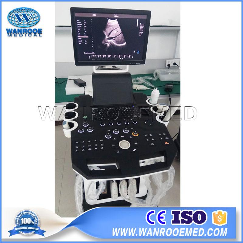 USC80 PLUS Medical Portable Laptop Ultrasound B Scanner Ultrasound Machine