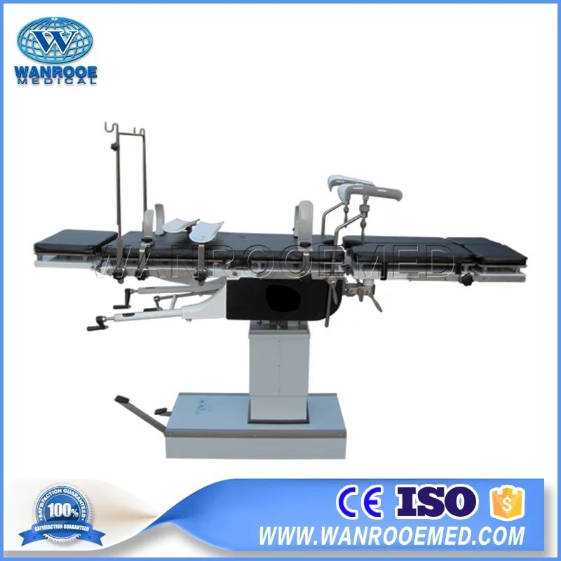 Hydraulic Surgical Table, Surgical Table, Surgical Operating Bed, Hospital Operation Table, Head Controlled Operating Table