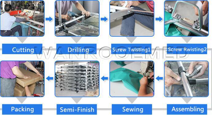 Portable Emergency Stretcher, Emergency Stretcher, Folding Emergency Stretcher, Medical Emergency Stretcher, First Aid Emergency Stretcher