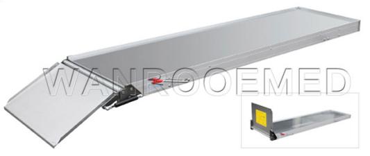 Aluminum Alloy Stretcher Platform, Stretcher Platform, Ambulance Stretcher Platform