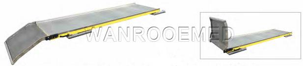 Medical Stretcher Platform, Stretcher Platform, Ambulance Stretcher Platform, Stainless Steel Stretcher Platform
