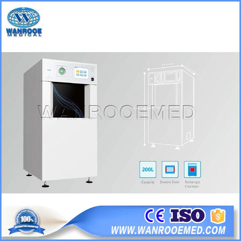Intelligent Autoclave, Medical Plasma Sterilizer, Low Temperature Plasma Sterilizer, Sterilizer, Autoclave