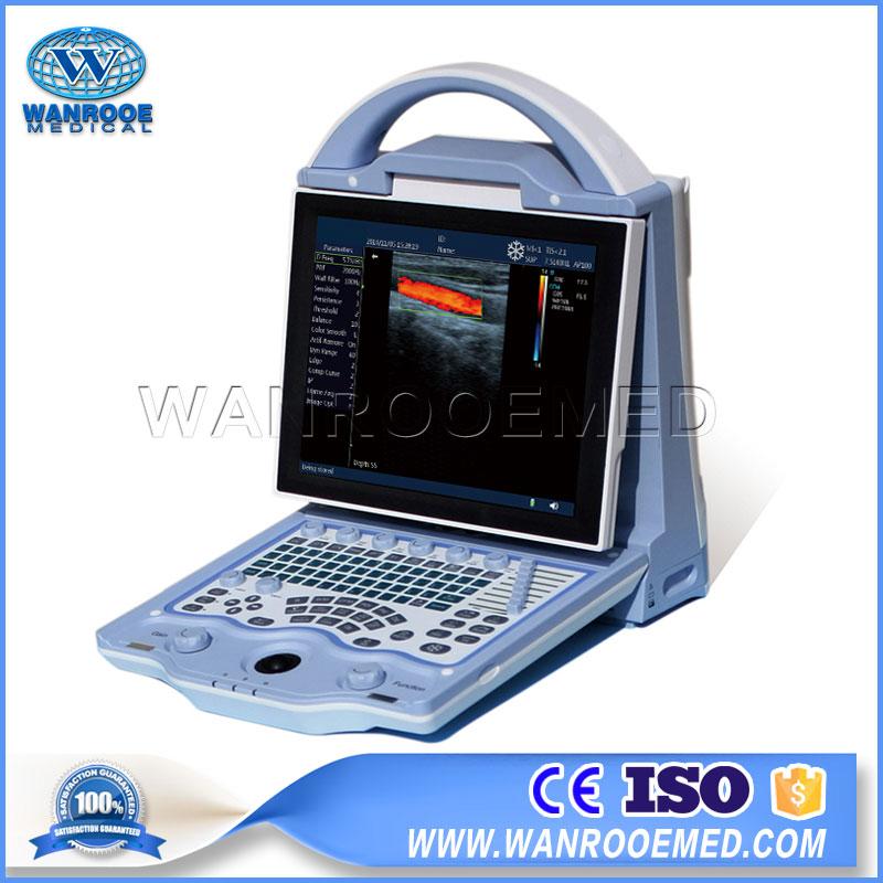 Color Doppler Ultrasound, Veterinary Ultrasound, Vet Ultrasound Machine, Digital Laptop Ultrasound , Animal Ultrasound Machine
