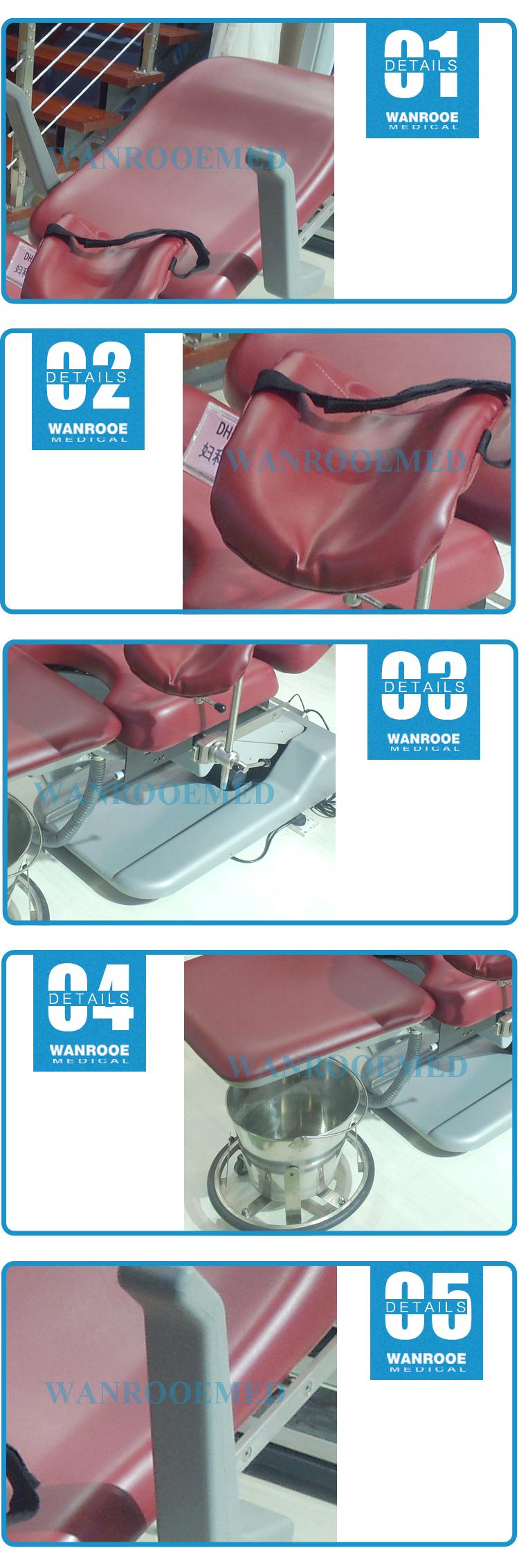 Obstetrics Examination Table, Gynecological Chair, Obstetrics Chair, Electric Obstetrics Table, Gynecological Examination Chair