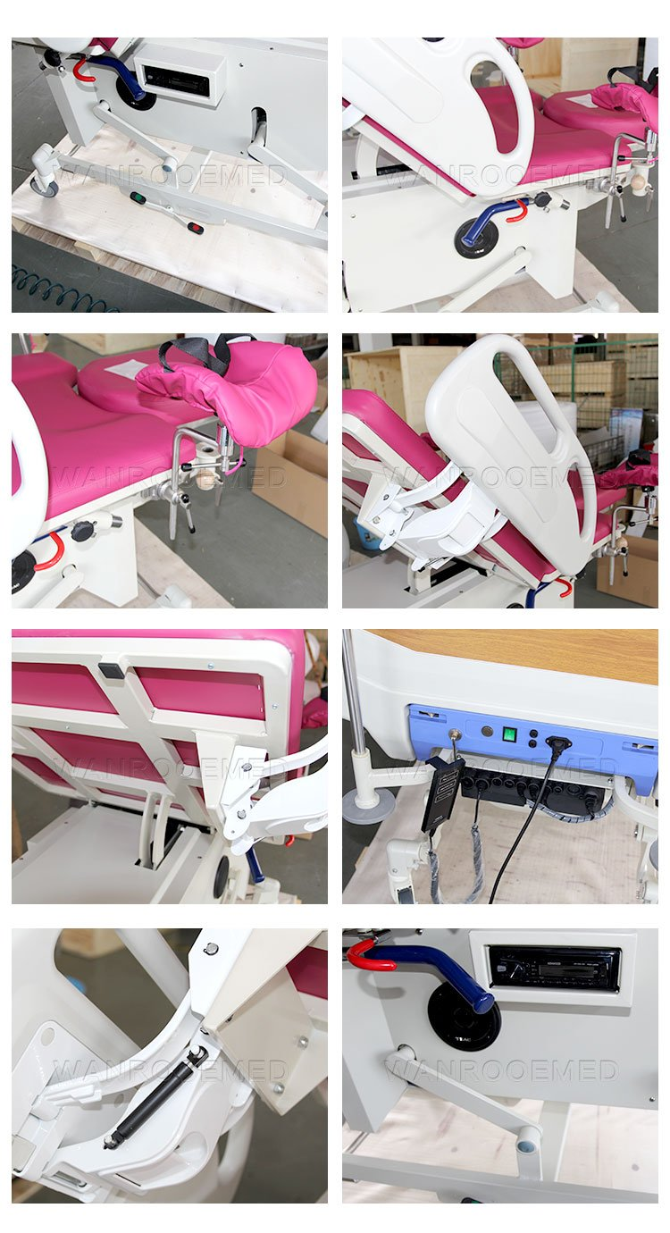 Delivery Bed, Gynecological Examination Table, Hospital Examination Table, Gynecological Delivery Bed