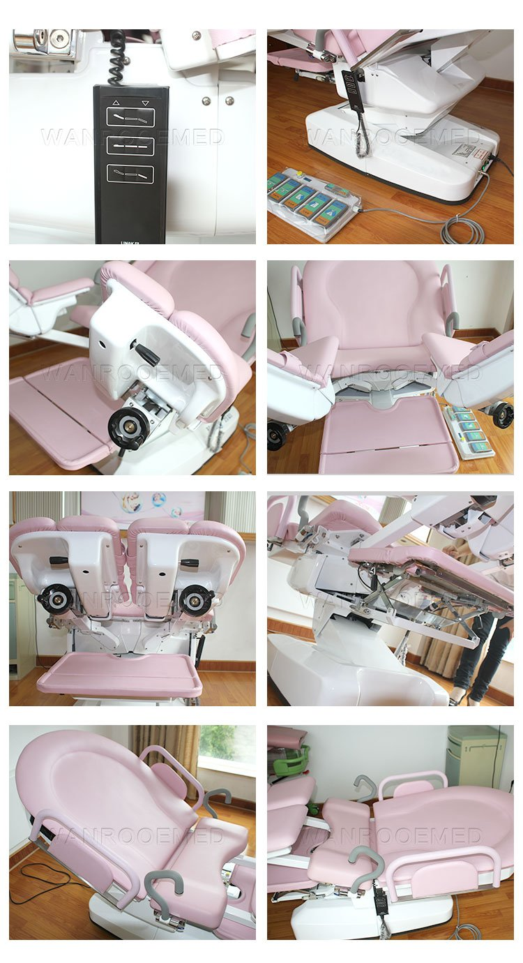 Delivery Table, Gynecological Table, Obstetric Table, Operating Table
