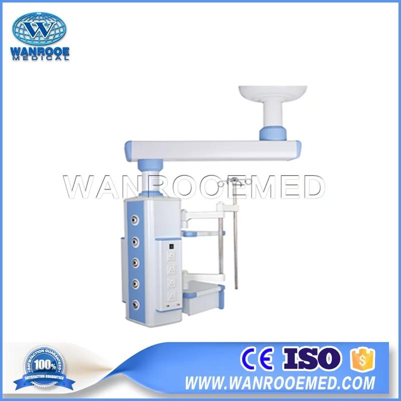 Surgical Pendant, Electrical Surgical Pendant, Hospital Pendant, Medical Gas Pendant, Single Arm Pendant