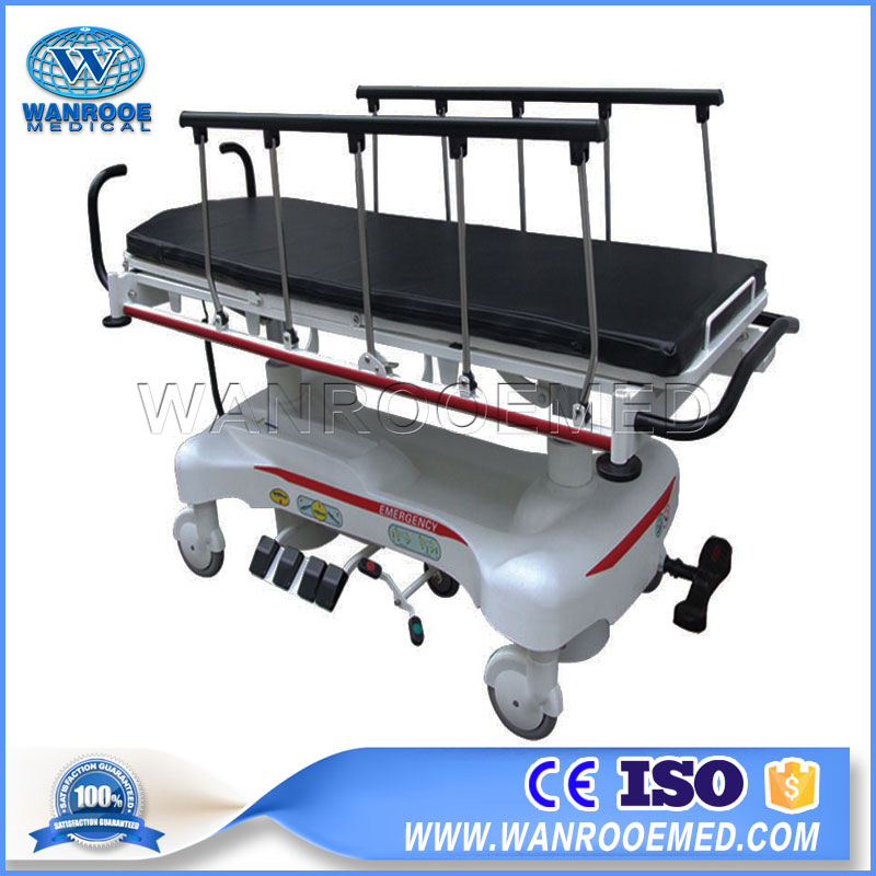 Patient Transfer Stretcher, Hospital Transfer Cart, Electric Transfer Trolley, Transfer Stretcher, Transfer Trolley