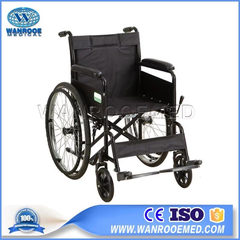 Manual Wheelchair,Folding Manual Wheelchair,Lightweight Wheelchair,Handicapped Wheelchair,Hospital Wheelchair