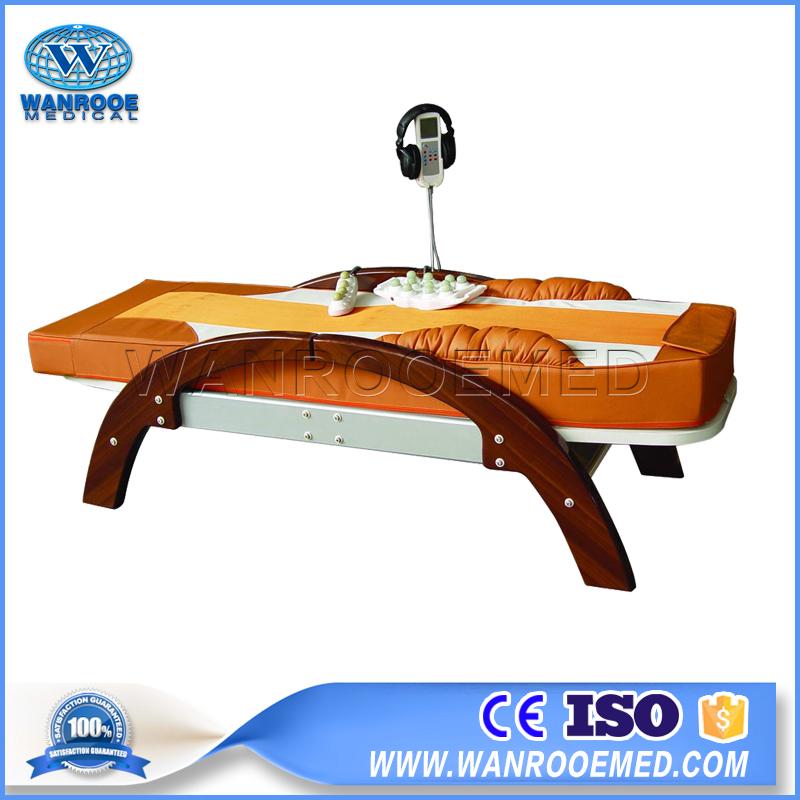 Infrared Heating Massage Bed, Medical Massage Bed, Electric Massage Bed, Jade Roller Massage Bed
