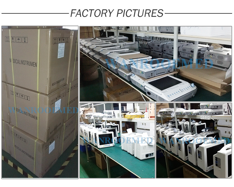 Medical Patient Monitor, Patient Monitor, Multi Parameter Patient Monitor, Portable Patient Monitor