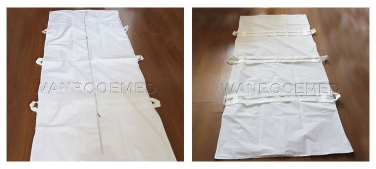 Mortuary Bag, Funeral Body Bag, Transport Body Bag, Chlorine Free Body Bag, PEVA Corpse Bag, Cadaver Bag