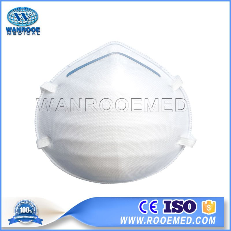 KN95 Face Mask, Disposable Face Mask, Headband Mask, Cup Shape Face Mask