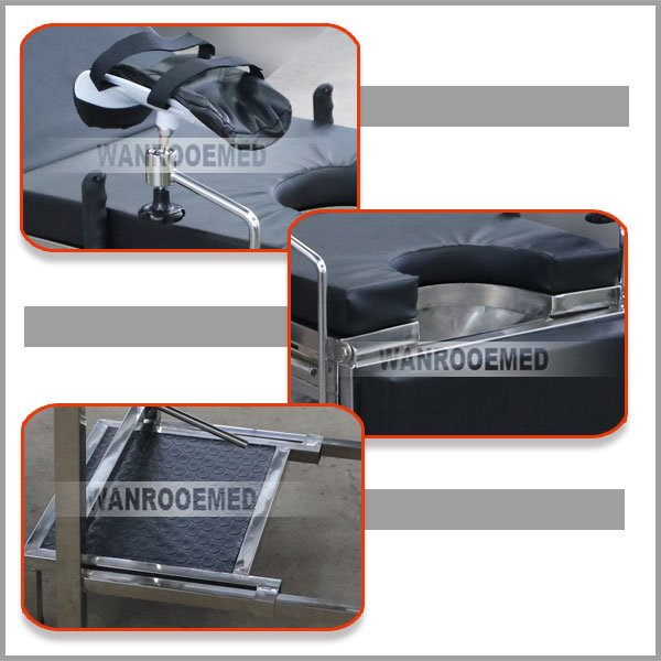 Medical Gynecology Chair, Portable Gynecology Examination Chair, Gynecology Chair