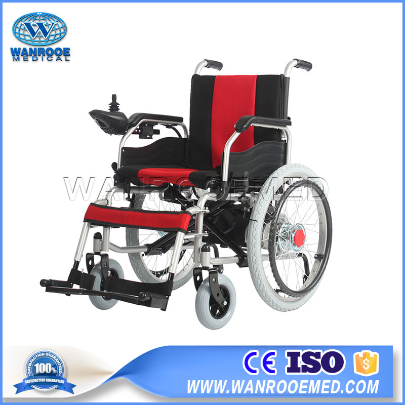 Electrical Wheelchair, Medical Power Wheelchair, Health Care Wheelchair, Wheelchair For Disabled People