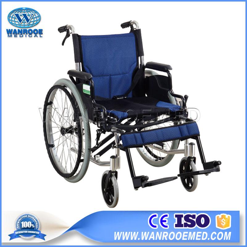 Multifunctional Wheelchair, Manual Wheelchair, Folding Wheelchair