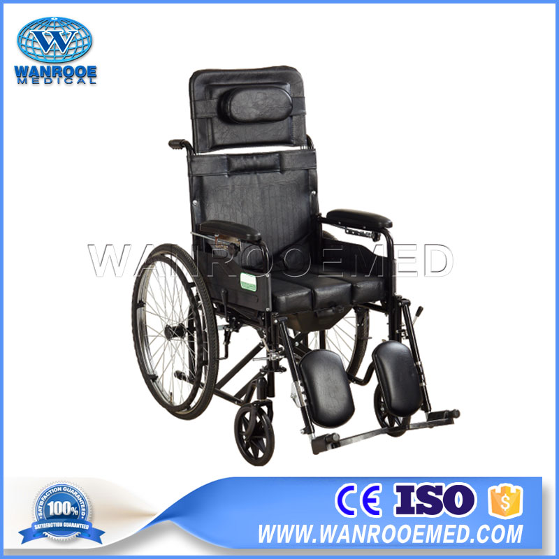 Therapy Wheelchair, Supplies Foldable Wheelchair, Medical Equipment