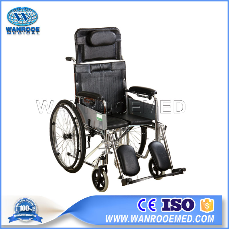 Disabled Wheelchair, Foldable Wheelchair, Medical Equipment