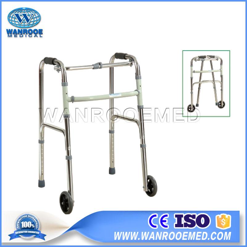 Medical Walker Rollator, Walking Aid Rollator, Aluminium Rollator