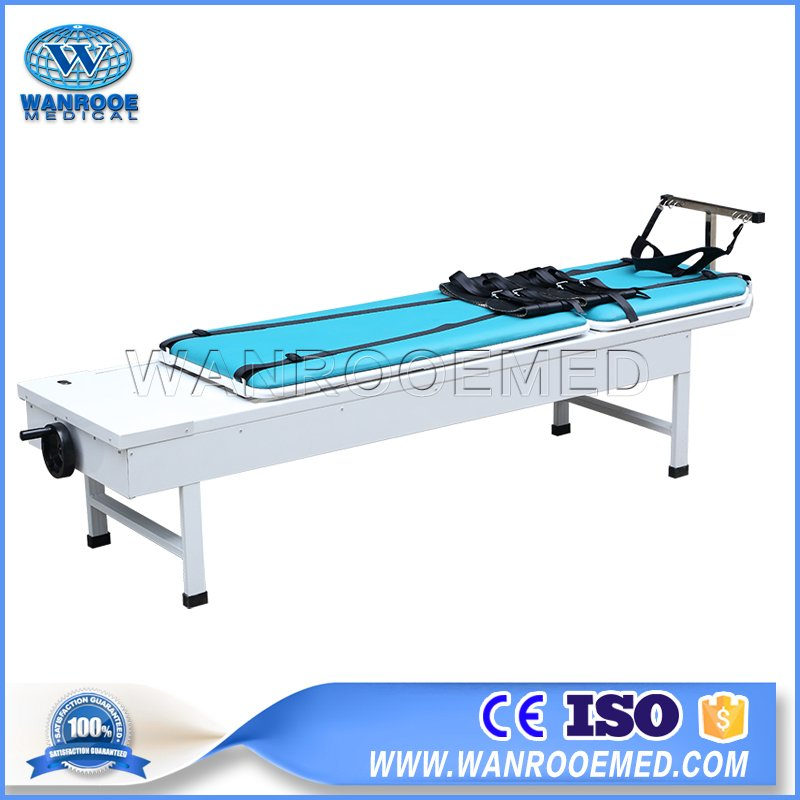 Lumbar Traction Bed, Therapy Hand, Operated Cervical Lumbar Bed