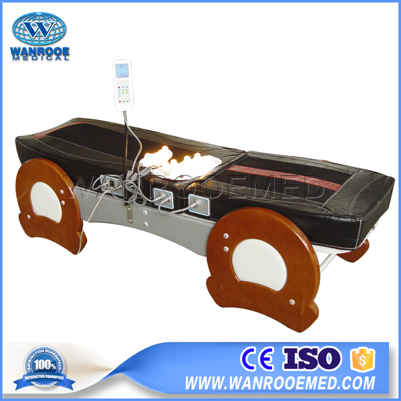 Infrared Heating Bed, Massage Bed, Full Body Massage Bed