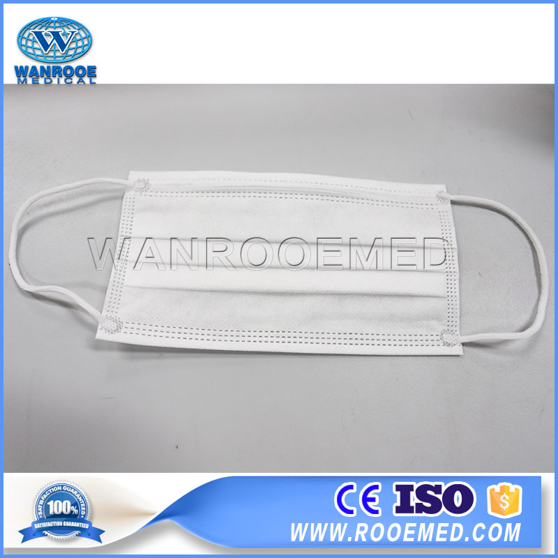 Earloop Face Mask, Disposable Mask, 3 Ply Face Mask
