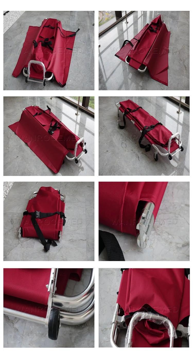 Transport Stretcher, Dead Body Stretcher, Hospital Supplies Stretcher, Emergency Folding stretcher, Collapsible Medical Stretcher