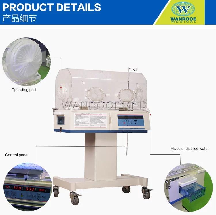 Transport Infant Incubator, Medical Neonatal Incubator, Baby Transport Incubator
