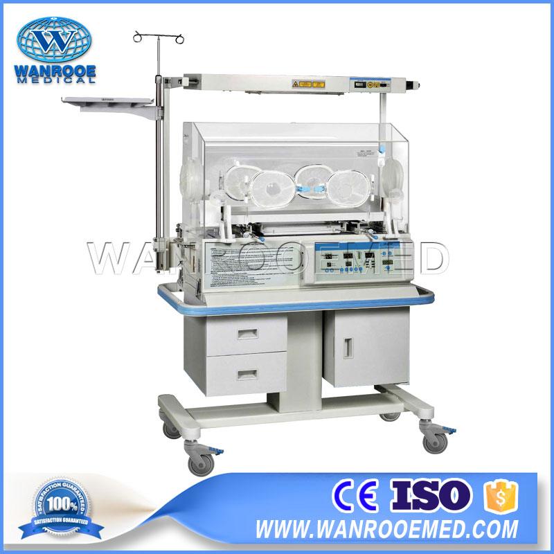 Radiant Warmer Incubator, Baby Nursing Incubator, Hospital Equipment