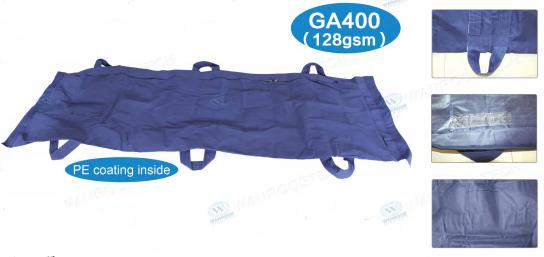 Non-woven Cadaver Bag, Heavy Duty Body Bag, Dead Body Bag, Body Bag With Handles, Funeral Body Bag, Body Bag