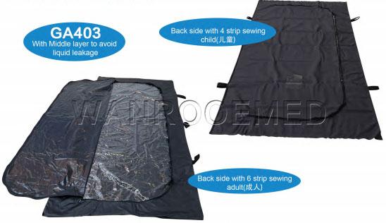 Heavy Duty Body Bag, Funeral Body Bag, Body Bag With Handles,Three Layer Body Bag, Body Bag