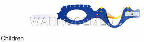 Cervical Collar, First-Aid Device, Medical Cervical Collar, Adjustable Cervical Collar, Emergency Vacuum Neck Splint