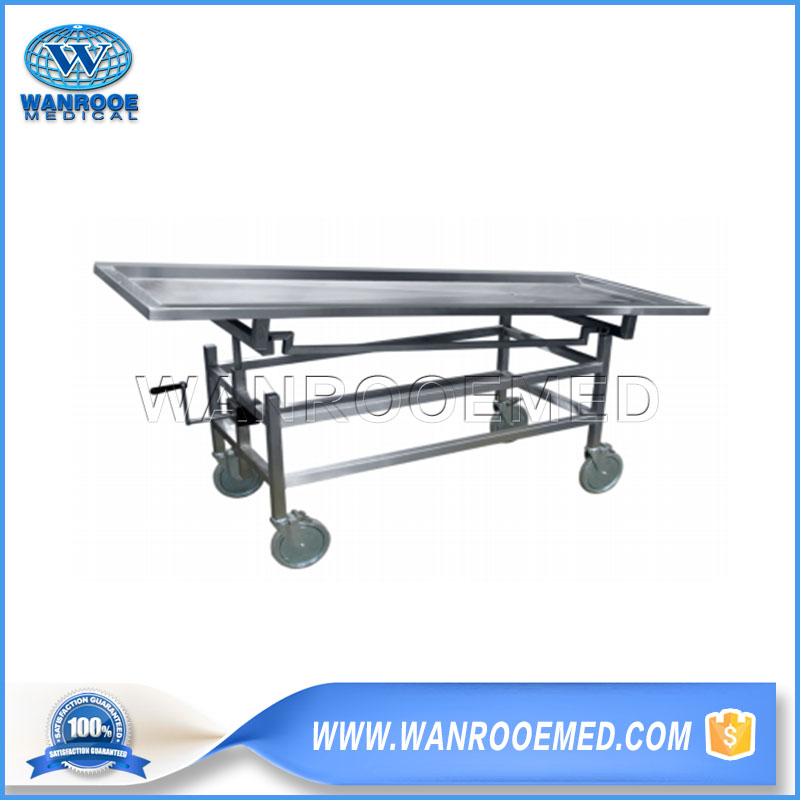 GA2003A2 Hospital Luxury Multi-functional Forensic Autopsy Table