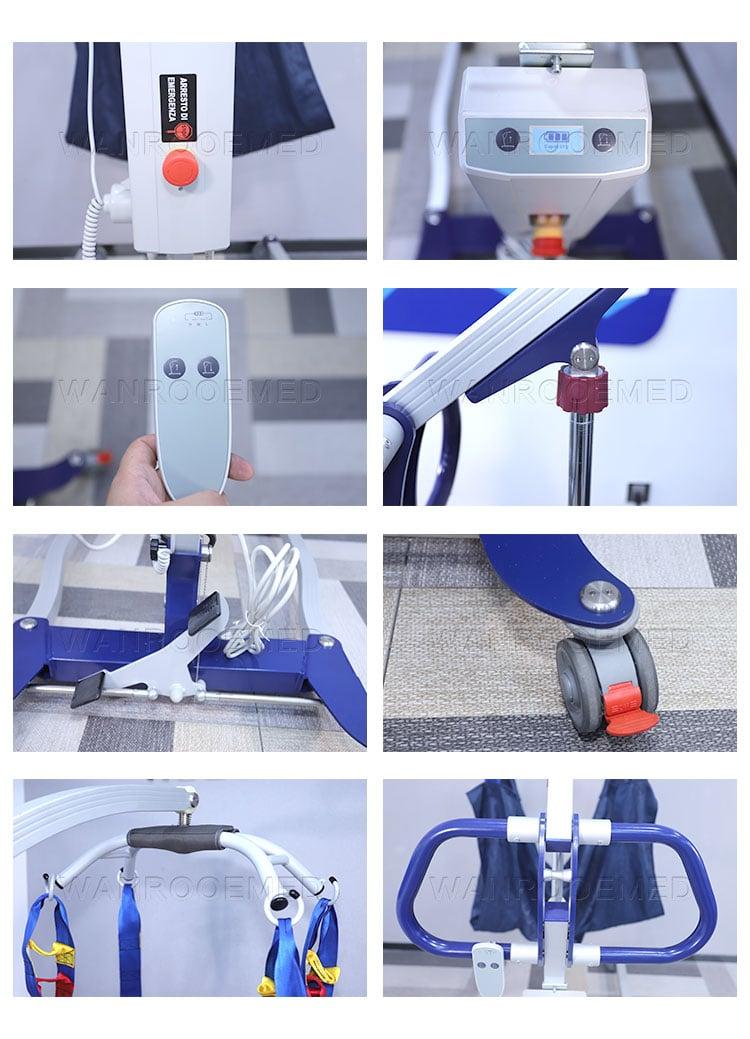 Hospital Mobile Patient Lift, Patient Lift Sling, Portable Patient Lift, Medical Patient Lift