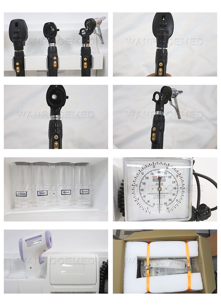 Multi-function Wall Mount System, Wall Mount System, Hospital Wall Mount System, Medical Wall Mount, Emergency Wall Mount System