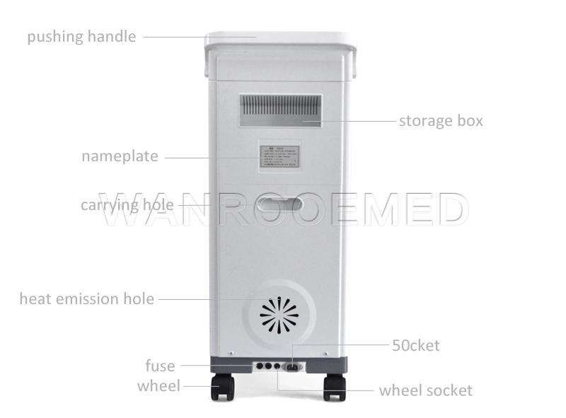Hospital Suction Unit, Electric Suction Unit, Portable Suction Machine, Aspirator Suction Machine, Suction Apparatus